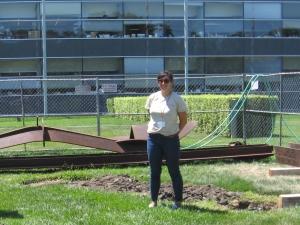 Nicole Passeroti, Pre-program conservation intern