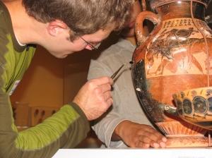 Sid Carter Greek Vase Crystals Study - 9 copy