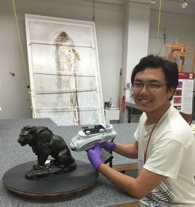 Oliver Wang, Chen-Yang Fellow