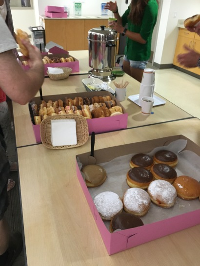 Donut Mondays