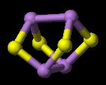 Realgar molecule