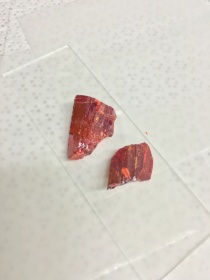 Realgar single crystals
